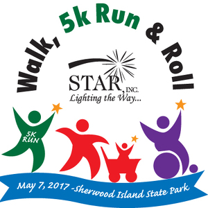 Event Home: STAR 12th Annual Walk, 5K Run & Roll